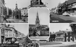Chichester, Composite c.1960