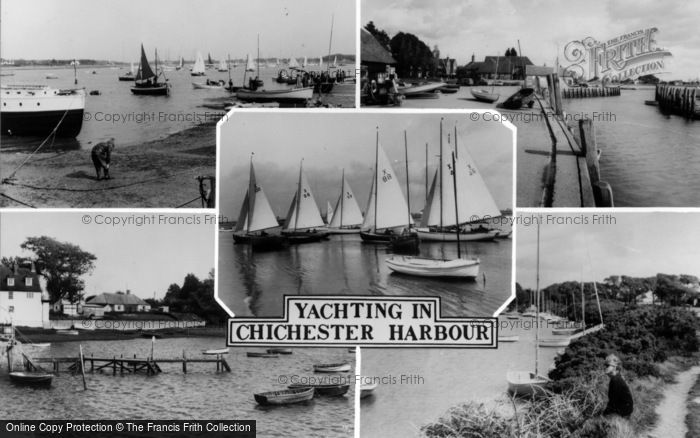 Photo of Chichester, Composite c.1960