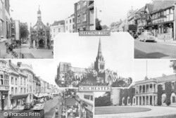 Chichester, Composite c.1960