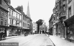 East Street 1923, Chichester