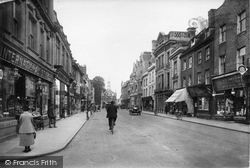 Chichester, East Street 1923