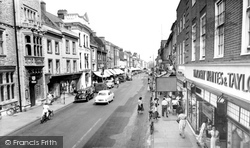 Chichester, East Street c.1960