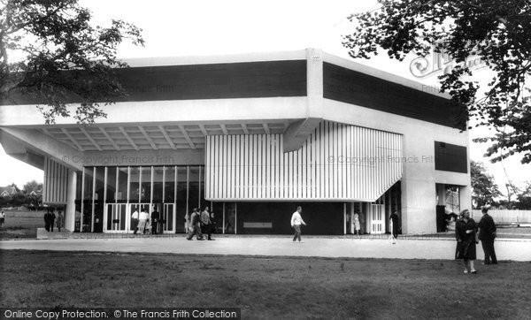 Photo of Chichester, Festival Theatre c.1965