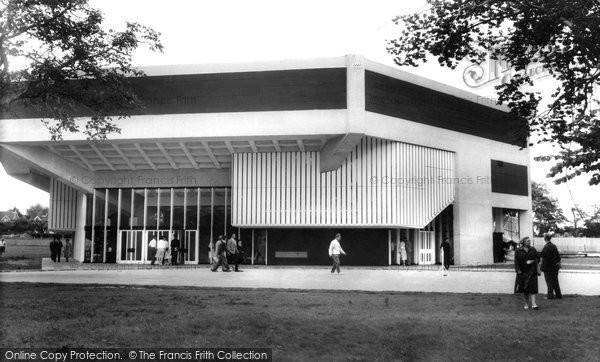 Photo of Chichester, Festival Theatre c1965