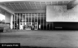 Chichester, Festival Theatre c.1965