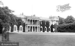 Chichester, Goodwood House c.1965