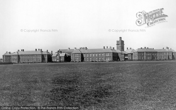Photo of Chichester, Graylingwell Hospital 1898