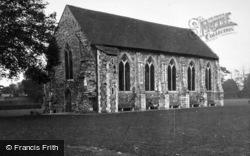 Chichester, Grey Friars c.1950