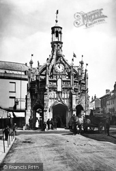Market Cross 1890, Chichester
