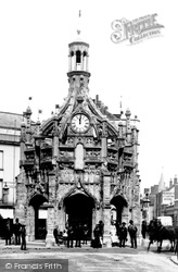 Chichester, Market Cross 1890