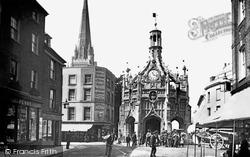 Chichester, Market Cross 1890