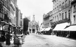 Chichester, Market Cross 1892