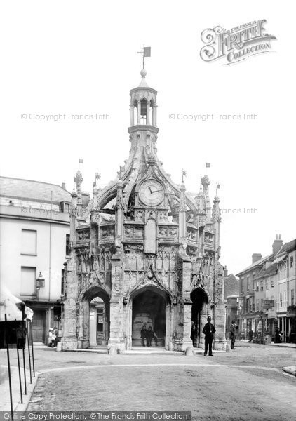 Photo of Chichester, Market Cross 1892