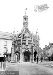 Chichester, Market Cross 1892