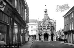 Chichester, Market Cross c.1955