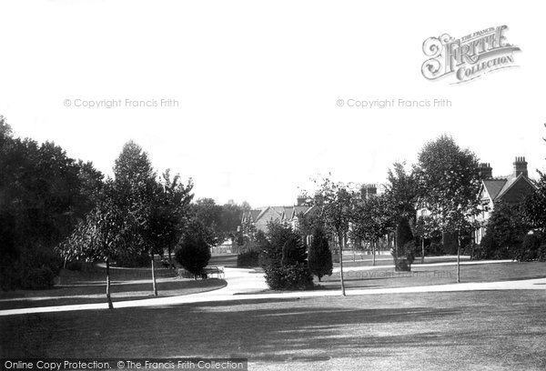 Photo of Chichester, New Park 1898