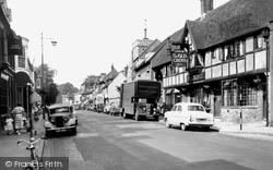 Chichester, North Street c.1955