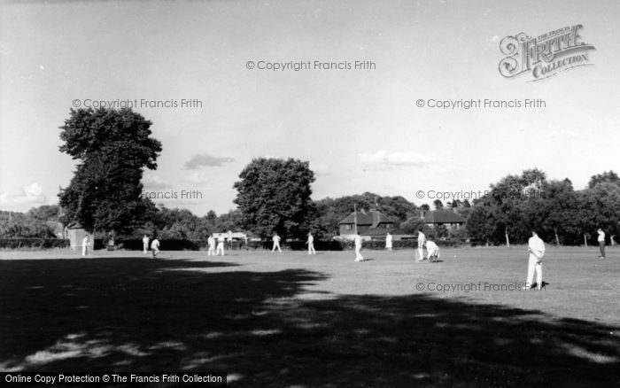 Photo of Chichester, Priory Park c.1965