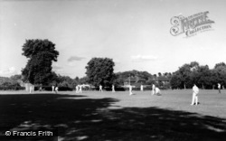 Chichester, Priory Park c.1965