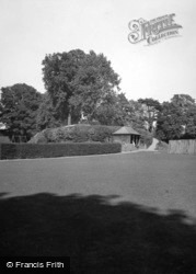 Chichester, Remains Of The Castle 1953