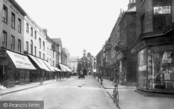 South Street 1923, Chichester
