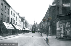 Chichester, South Street 1923