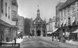 Chichester, The Market Cross 1890