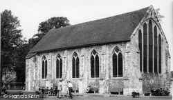 Chichester, The Old Priory c.1960
