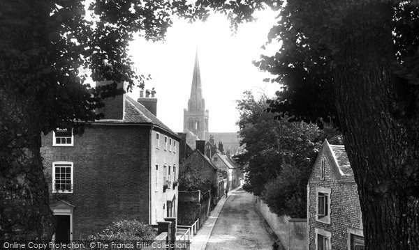 Photo of Chichester, Tower Cross 1890