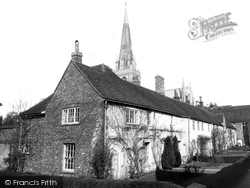 Chichester, Vicars Close c.1965
