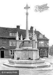 Chichester, War Memorial 1923
