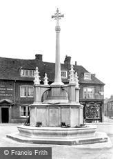 Chichester, War Memorial 1923