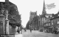 Chichester, West Street 1923