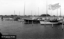 Chichester, Yacht Basin c.1965