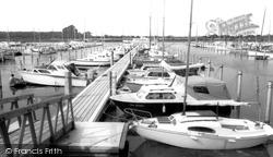 Yacht Basin c.1965, Chichester