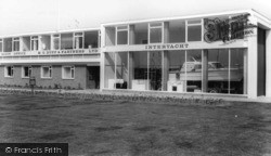 Chichester, Yacht Basin Office c.1965