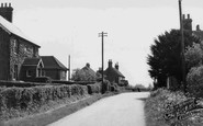Chiddingly, the Village c1955