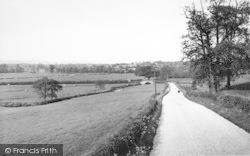 General View c.1960, Chiddingstone