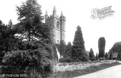 St Mary's Church  1891, Chiddingstone