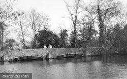 The Bridge c.1955, Chiddingstone