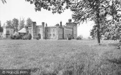The Castle c.1955, Chiddingstone