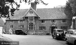 The Castle Inn c.1955, Chiddingstone