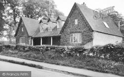 The School c.1960, Chiddingstone