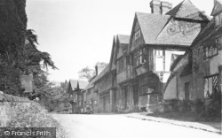 The Village c.1955, Chiddingstone