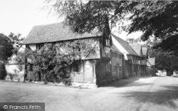 The Village c.1965, Chiddingstone