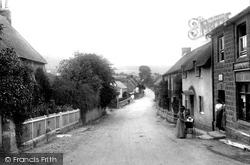 Chideock, Village 1912