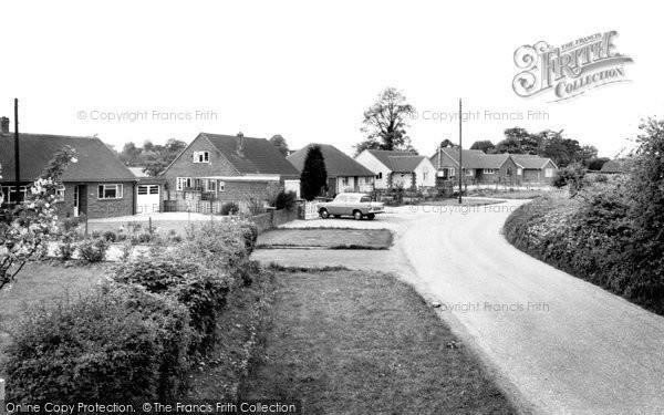 Photo of Chieveley, East Lane c.1965