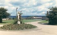Chigwell, Grange Farm Centre 1965