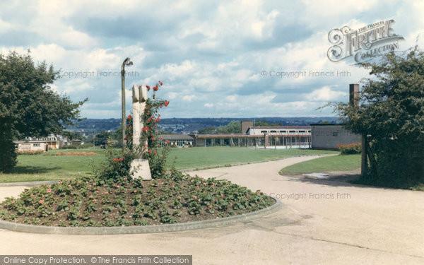 Photo of Chigwell, Grange Farm Centre 1965
