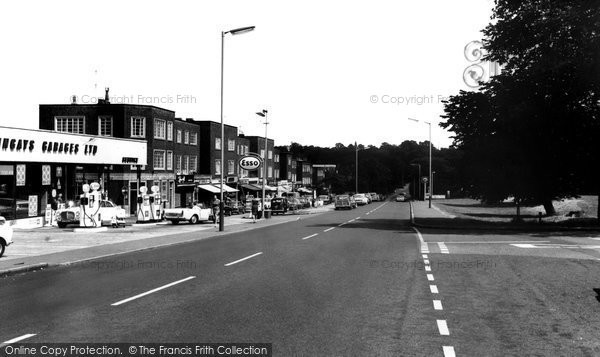 Chigwell, High Road C.1965